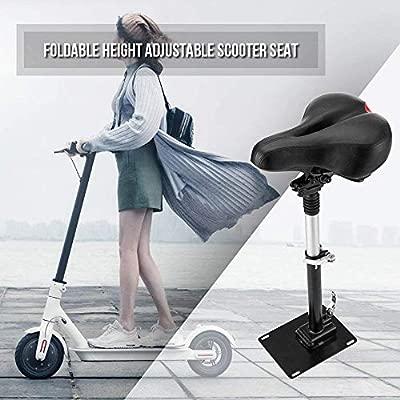 Urbango - Silla Plegable y Ajustable para Patinete eléctrico Unisex para Xiaomi Mi M365