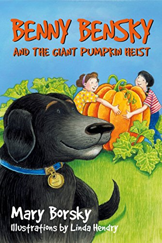 Benny Bensky and the Giant Pumpkin Heist -