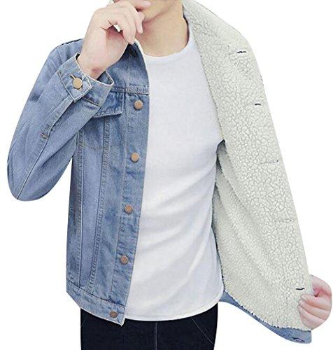 Quilted Denim Jacket - 2