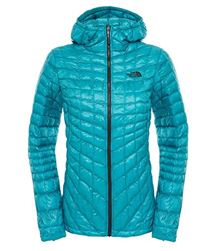 North Face Chaqueta con capucha mujer Thermoball chaquetas casual T0CUC5-EY3