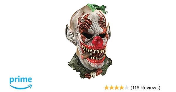 Fonzo Creepy Clown Adult Latex Mask