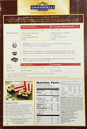 Where To Buy Ghirardelli Cake Mix Recipe