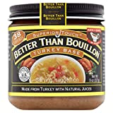 Better Than Bouillon Superior Touch, Turkey Base, 8 Ounce
