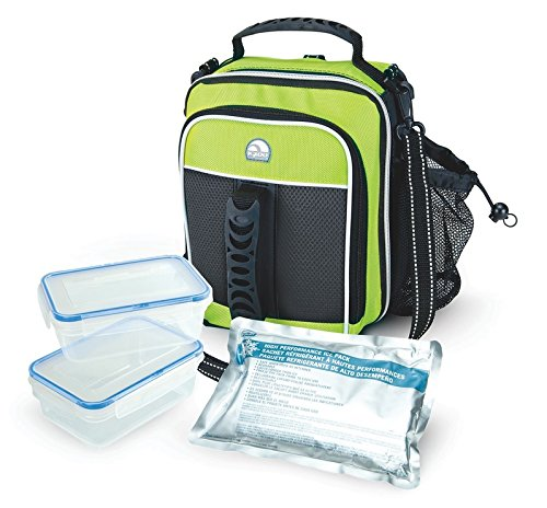 Igloo Hot Brights Lunch Kit-Green