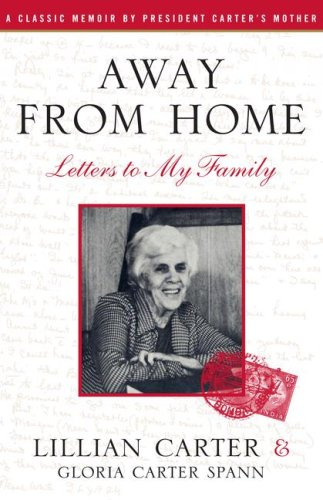 Away From Home: Letters to My Family