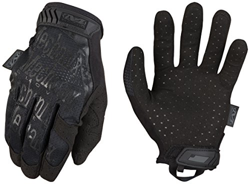Mechanix Wear - Original Vent Covert Tactical Gloves (Large, Black) (Mechanix Gloves Vent)