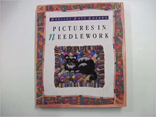 Book Pictures in Needlework