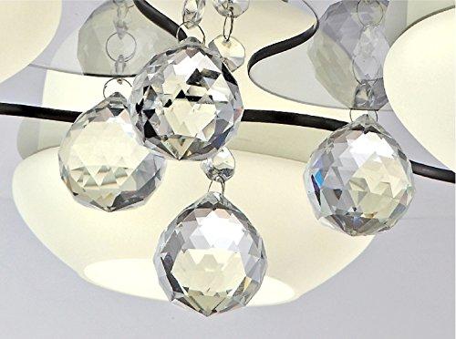 Vingo Led Kronleuchter Modern Deckenleuchte Kristall ~ Style home w rgb kristal led deckenlampe deckenleuchte