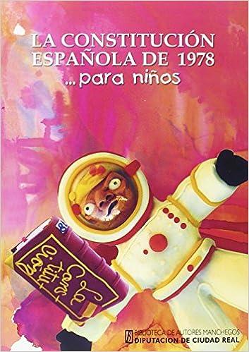 Constitución Española De 1978...Para Niños (4ª Ed.): Amazon.es: Sobrino Pérez, José Luis, Sobrino Pérez, José Luis: Libros