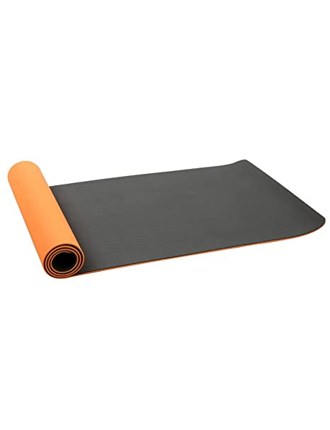 Antideslizante Yoga Mat --- Caucho TPE insípido ...