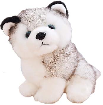 Black Temptation Precioso muñeco de Peluche muñeco de Peluche Animales de Peluche para niños y niñas, Perro#495: Amazon.es: Juguetes y juegos