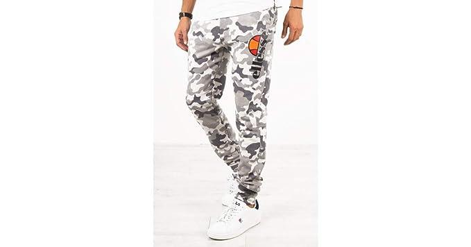 ellesse Pantalon de survêtement EH H Pant Molleton Camo - Ref. EH-Pant- 4fa22deeb1b
