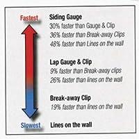"""5//16/"""" Fiber Cement Lap Siding Spacer Installation Clip 600 pcs"""