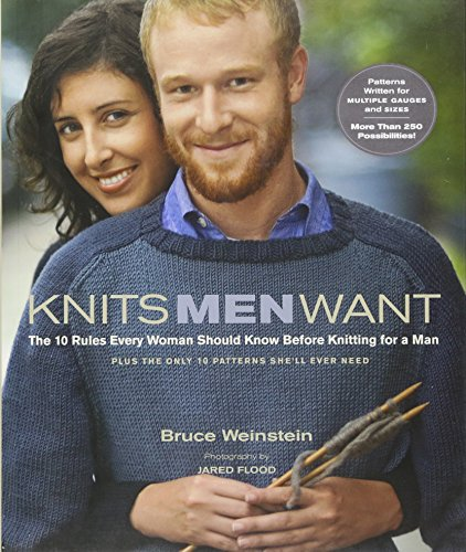 Knits Men Want (Stc Craft) by Abrams Publishing