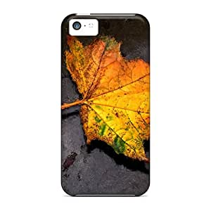 Cases For Iphone 5c With Tree Leaf