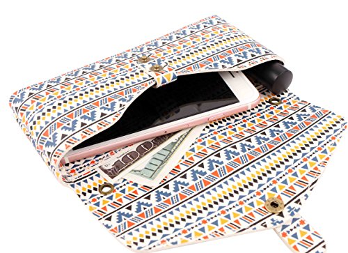Purse Aztec VINVEA V001f Wallet Crossbody Cute Mini Small Cellphone ARFcArW
