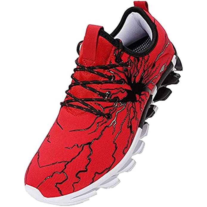 MEI NIAN GUAN Boy Girls Cool Confortable School Shoes Tennis Athletic Running Sneakers for Little/Big Kid
