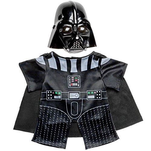 Build A Bear Workshop Darth Vader Costume 3 pc. -