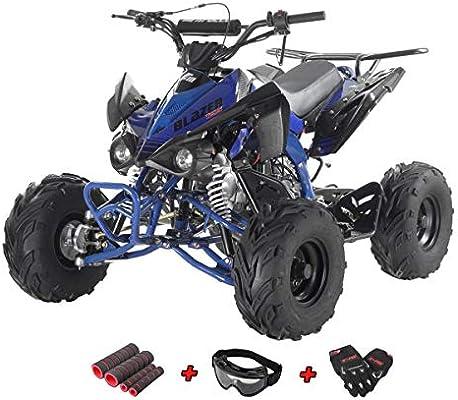 Amazon.com: X-Pro - Cuatriciclo de 125 cc con 4 ruedas y ...