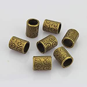 Amazon.com: LolliBeads (TM) Jewelry Making Antique Brass