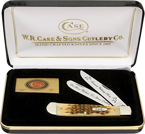 Case Cutlery TN Walking Horse Trapper (Tn Walking Horse)