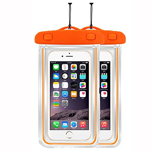 WaterproofSealCase CaseHigh Compatible iPhone Samsung