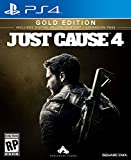 Just Cause 4-Gold Edition - PS4 [Digital Code]