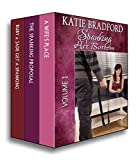 This 3 volume box set contains 20 spanking stories by Katie Bradford, and features a variety of domestic scenarios in which adult women are disciplined by obliging men. If spanking fiction is your thing you're bound to find something of interest in t...