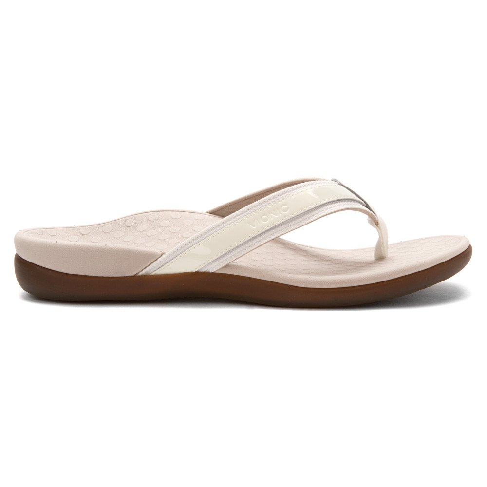 38f8d8babe8c Vionic by Orthaheel Womens Tide II Sandal White Size 12 UK Size   10   Amazon.co.uk  Shoes   Bags