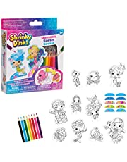 Shrinky Dinks Minis Mermaids, Kids Art and Craft Activity Set, by Just Play