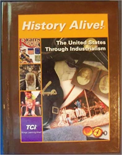 History Alive The United States Through
