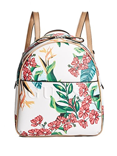 GUESS Factory Women's Laken Printed Backpack