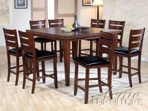 Urbana Design Counter Height Dining Table Set Acs00680 00682