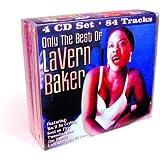 Only the Best of LaVern Baker (4-CD Bundle Pack)