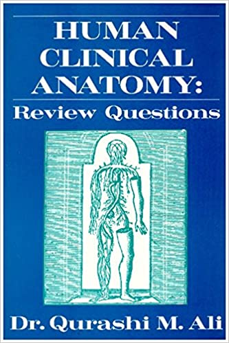 Amazon Buy Human Clinical Anatomy Review Questions Book Online