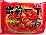 Nissin Demae Ramen, Spicy, 3.5 oz (30 packs)