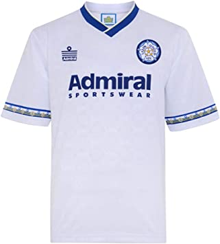 Leeds United 1993 Admiral Retro Football Shirt