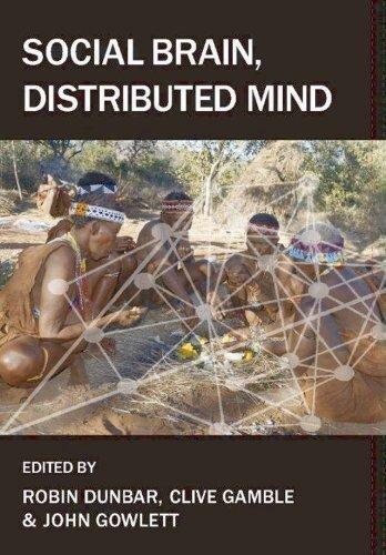 Social Brain, Distributed Mind (Proceedings of the British Academy) by Robin Dunbar (2010-06-25)
