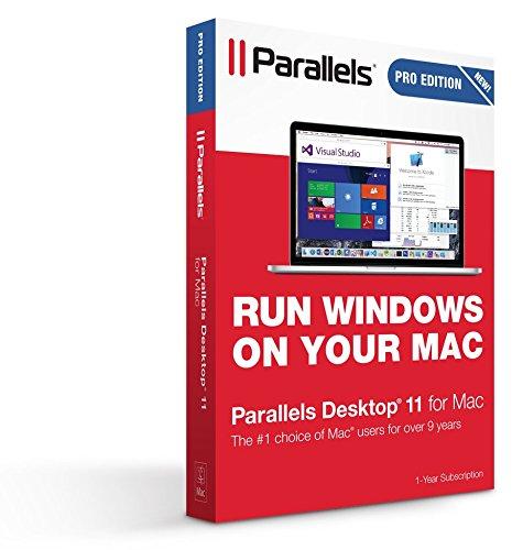 Parallels Software Paralells Desktop 11 PRO