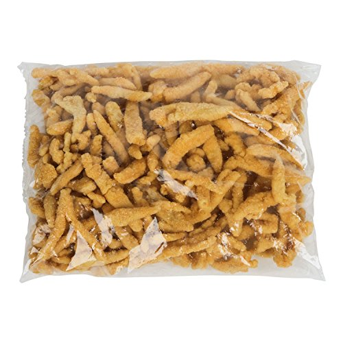 Pre-Fried Breaded Natural Clam Strip, 1 Pound -- 6 per case.