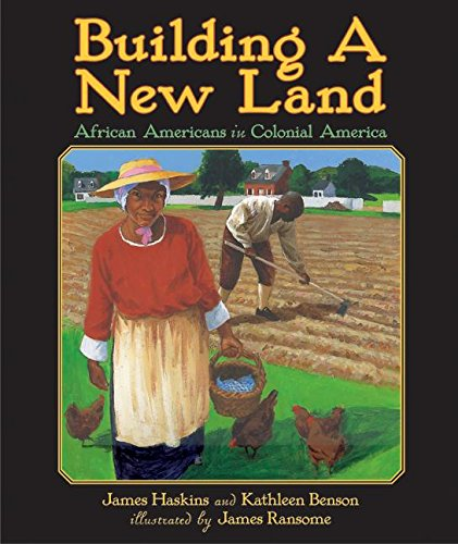 Download Building a New Land: African Americans in Colonial America (From African Beginnings: The African-American Story) PDF