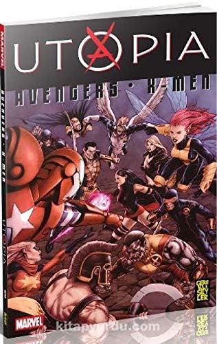 (Avengers X-Men Utopia 2)