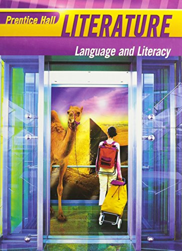 Prentice Hall Literature, Grade 10: Language and Literacy by Pearson Prentice Hall