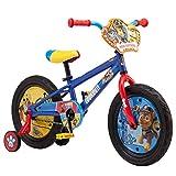 Nickelodeon Bicicleta de Patrulla Canina para niño, Azul, 40,64 cm