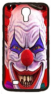 Clown Evil Joker Pattern Hard Case for Samsung Galaxy Mega 6.3 I9200 I9205 ( Sugar Skull )