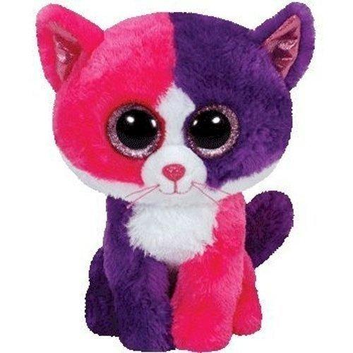 Tabitha Jewelry Box - Ty Beanie Boos Cat Plush Muffin Sophie Pepper Frights Tabitha Reagan Buckwheat Big Eyes Stuffed Animal (Pellie)
