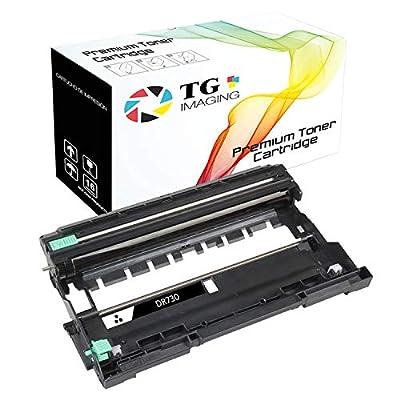 TG Imaging Compatible Drum Unit Replacement for Brother DR-730 Black 1-Pack DCP-L2550DW, HL-L2350DW, HL-L2370DW, HL-L2370DW XL, HL-L2390DW, HL-L2395DW, MFC-L2710DW, MFC-L2750DW, MFC-L2750DW XL