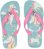 Havaianas Baby-Girls Kids Fantasy Kids Fantasy Sandal