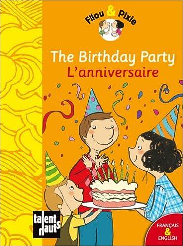 Livre gratuits en ligne The Birthday Party L'anniversaire epub, pdf