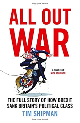 Holiday Business Reading 2017 – All Out War
